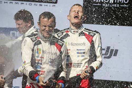 Tanak gana en Finlandia y Ostberg mantiene a raya a Latvala