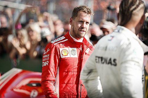 Tanpa Bottas, Vettel tetap tak yakin bisa salip Hamilton