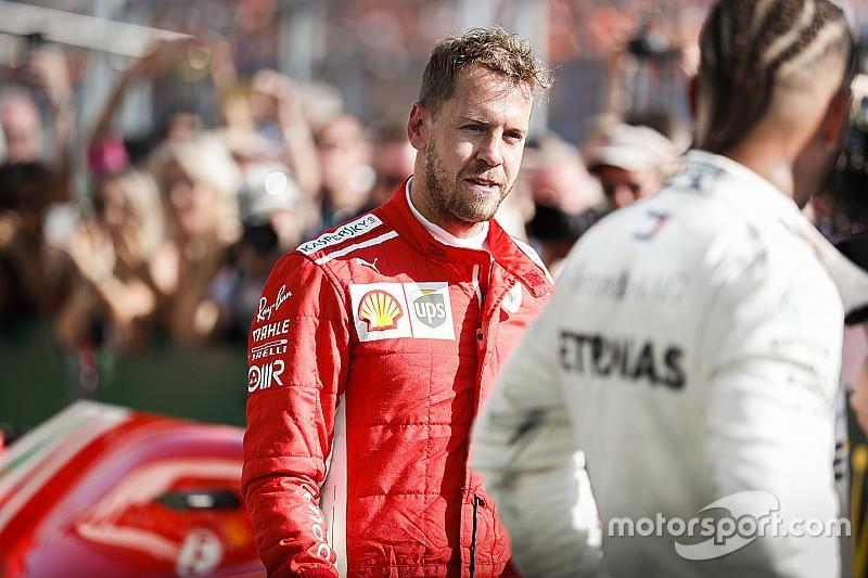 Marko: inkább Vettel nyerjen a Ferrarival, mint megint egy Mercedes