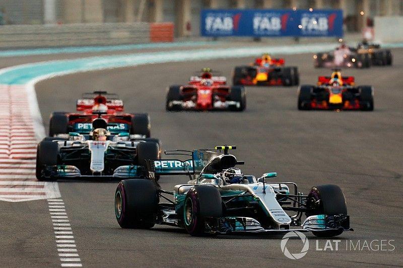 Hamilton: Abu Dhabi não se adequa aos carros de F1