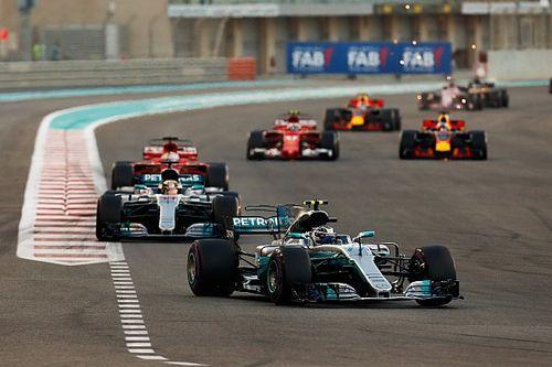 """""""Drie motoren per jaar geen nieuwe wetenschap"""", stelt Mercedes"""