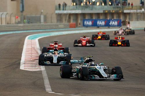 Mercedes cree que tres motores por año es el paso lógico de la F1