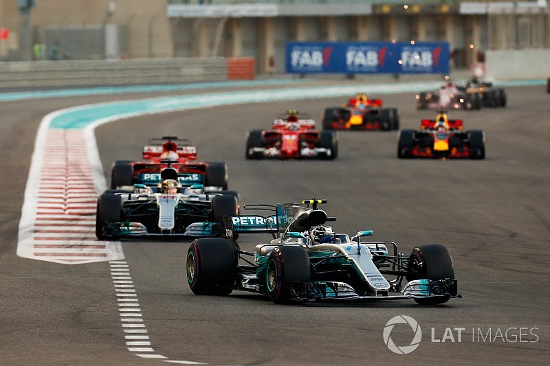 """Three engines per year rule """"no new science"""" - Mercedes"""