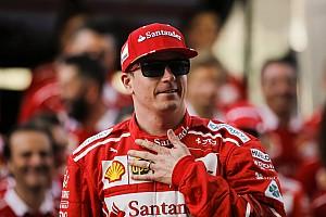 Fórmula 1 Noticias Räikkönen debutará la SF71H en el primer día de pruebas en Montmeló