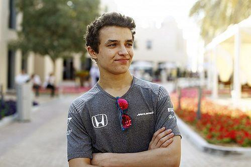 "Norris: ""Muss 2018 Formel 2 gewinnen"""
