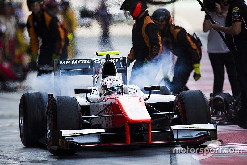 King passe de la F2 à l'IndyCar