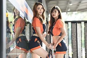 Формула 1 Новость От Мексики до Малайзии. Самые красивые девушки гоночного уик-энда