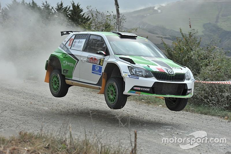 Taddei e Gaspari vincono il 9° Rally della Val d'Orcia