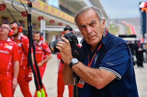 Giorgio Piola launches F1-inspired watch range as TV documentary airs