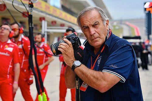 Джорджо Пиола показал часы в стиле Ф1, Motorsport.tv снял о нем фильм