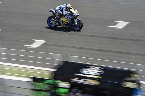 Fotostrecke : Thomas Lüthi im Grand Prix von Katalonien