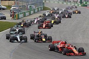 Vettel lidera 207 giros e Hamilton só 84 em 1º terço de 2018