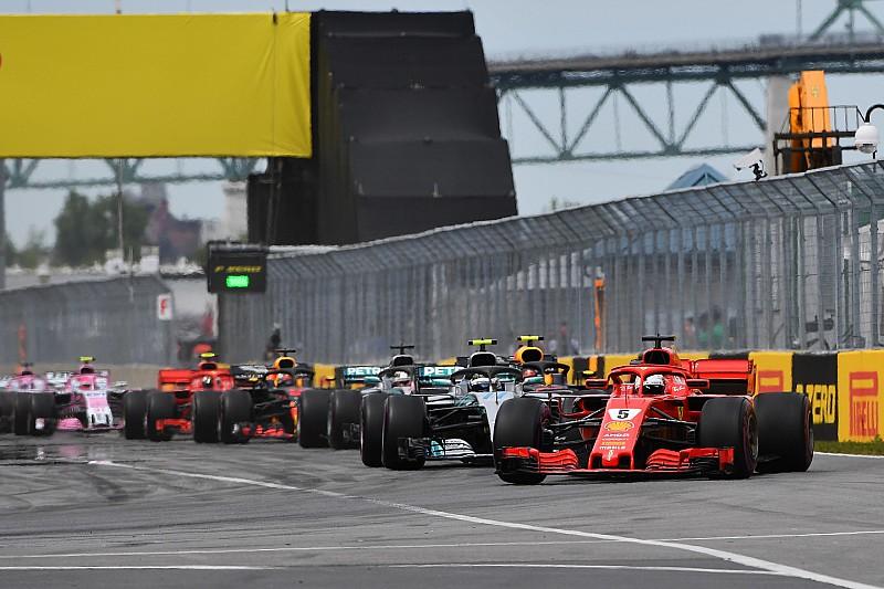 Formel-1-Teams gegen noch mehr Rennen