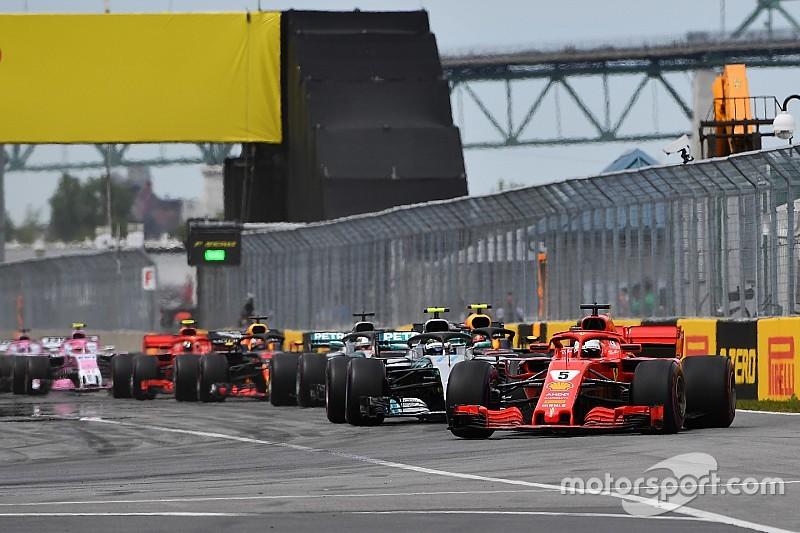 """Vettel se irrita con críticas """"míopes"""" a las pruebas """"aburridas"""" de la F1"""