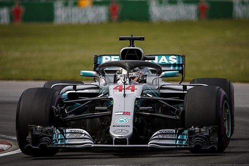 Mercedes: Hamilton e Bottas hanno girato con le solite mappature di motore