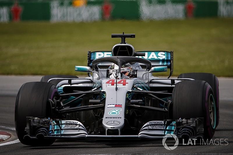 Mercedes wil profiteren van historische triple-header
