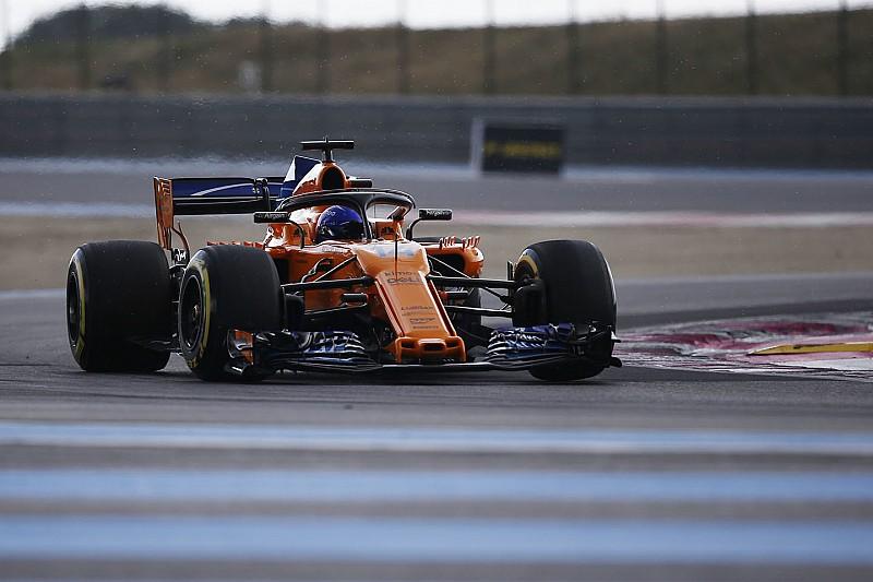 Alonso: Araçta sorun yok, sadece hızımız bu kadar