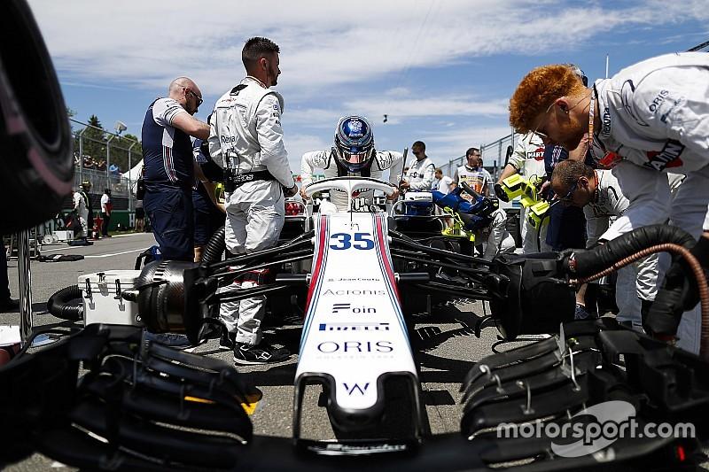 Сироткин: Уход Смедли не сильно повлияет на Williams