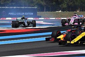 Mercedes: Bottas perdeu 5% de downforce após toque de Vettel