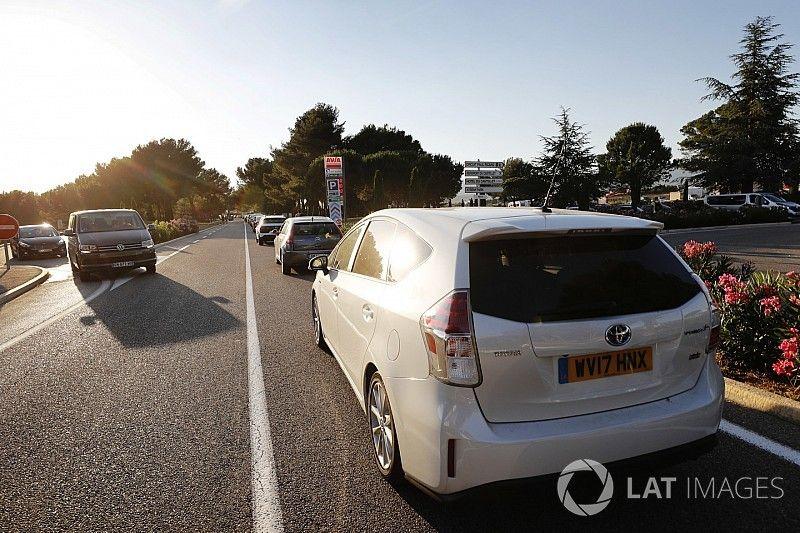 La FIA promete abordar el caos de tráfico que complica el acceso a la F1