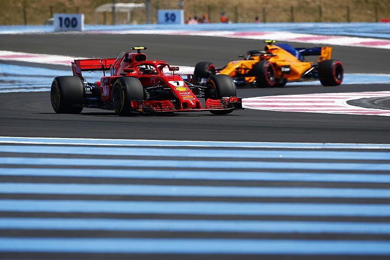 Szinkronkicsúszás a Francia Nagydíjon: Ferrari, McLaren, Toro Rosso
