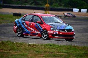 Volkswagen unveils TC4-A spec Vento race car
