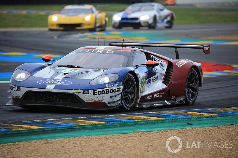 Bourdais furious at Makowiecki, Le Mans stewards