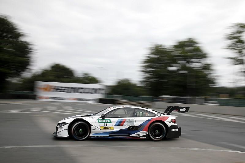 Wittmann gana en la segunda carrera del DTM en Norisring y Juncadella es tercero