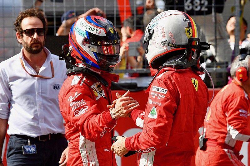 """Keine Stallorder bei Ferrari: """"Es wäre auch brutal gewesen …"""""""