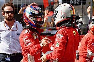 """Wolff : Une consigne d'équipe chez Ferrari aurait été """"brutale"""""""