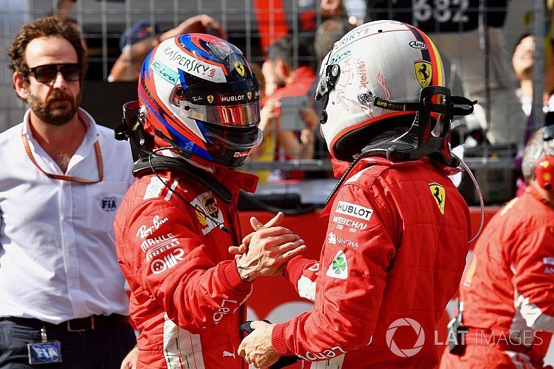 "Ferrari team orders would've been ""brutal"" - Wolff"