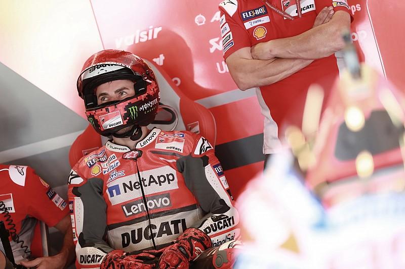Lorenzo: Temos um pacote para competir em qualquer pista