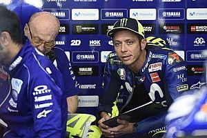 Rossi nega que esteja querendo engenheiro de Viñales