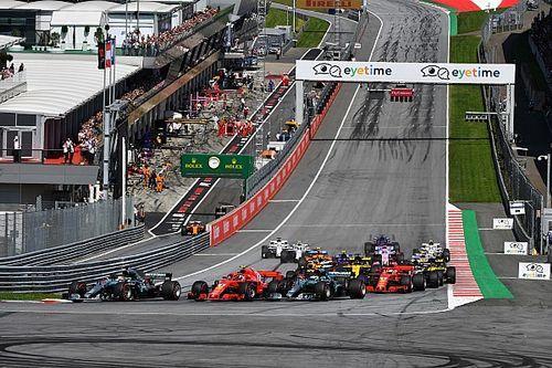 Szenzációs onboard felvételek az Osztrák Nagydíjról: Räikkönen, Verstappen…