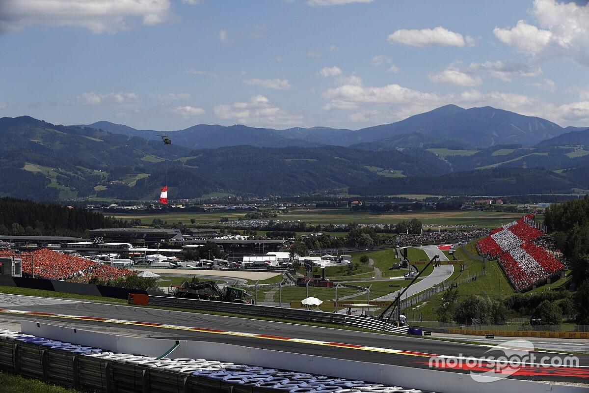 Seyircisiz yarış isteyen Avusturya, F1 kararını pazartesi açıklayacak