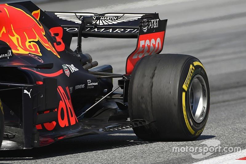 Pirelli ne s'attendait pas à un tel cloquage des pneus