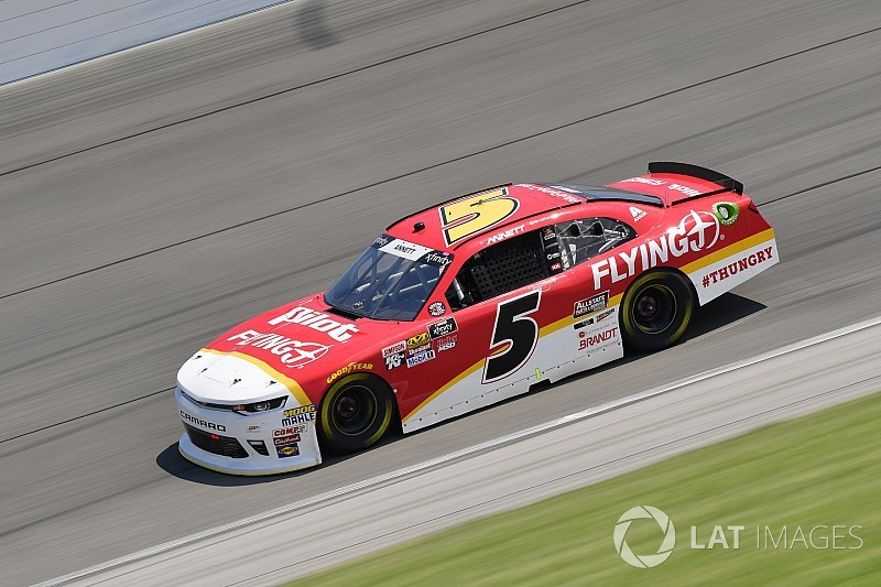 Travis Mack named new Xfinity Series crew chief for Michael Annett