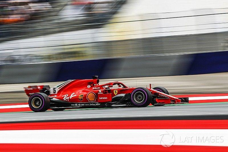 Vettel señala el déficit de Ferrari tras las mejoras de Mercedes