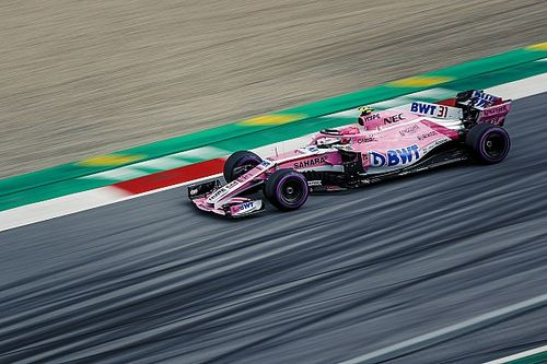 Force India se ve golpeado por la demora de sus actualizaciones