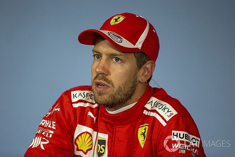Vettel handed grid penalty for impeding Sainz