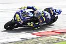 Valentino Rossi y Maverick Viñales, los más rápidos en Sepang