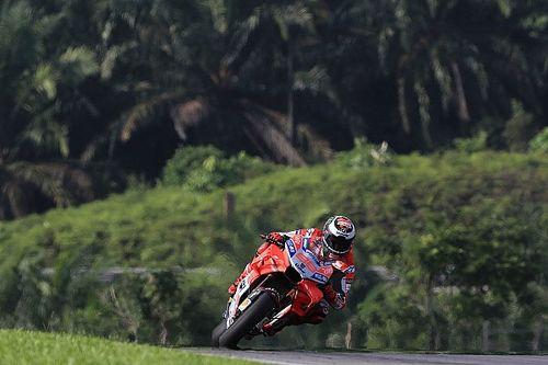 """Lorenzo: """"A nivel de ritmo de carrera me siento mejor con la moto de 2018"""""""