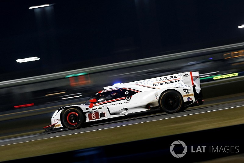 Rolex 24, Hour 12: Action Express vs Penske battle heats up