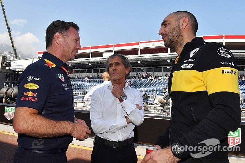 Renault advierte a Red Bull sobre el cambio de Honda