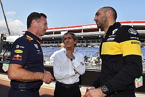 Formule 1 Actualités Renault menace de retirer l'offre moteur faite à Red Bull