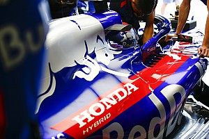 ホンダ、カナダGPでエンジン改良を中心としたPUアップグレード実施