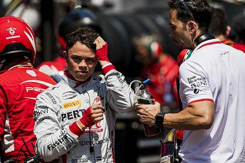 Teambazen De Vries en Albon niet eens over pitsincident Monaco