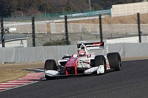 Matsushita quickest as Super Formula test ends