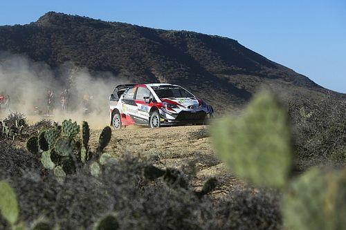 Les horaires du Rallye du Mexique en heure française