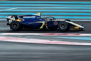 McLaren's Norris sweeps F2's first pre-season test day